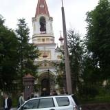 В Лиепае - Троицкая Церковь