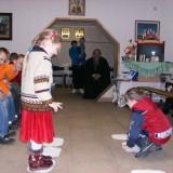 Масленица - Дети любят играть