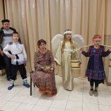 Семья и Ангел
