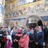 Гости из Вентспилса в Покрово-Никольском храме
