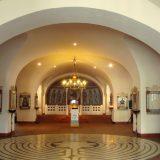 Нижний храм Федоровского собора