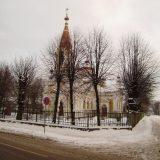 Лиепая. Храм Святой Троицы
