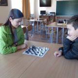 Давид-начинающий шахматист
