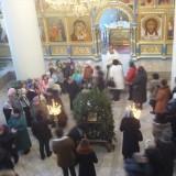 Рождественская служба (колядки)