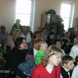 Зрители на Пасху