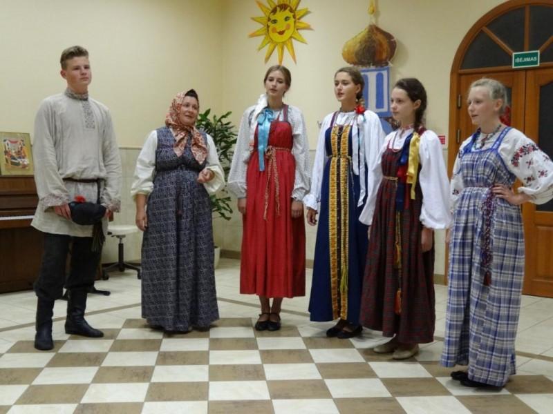 Организация праздника в день пожилых людей