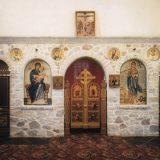 Псков. Мирожский монастырь. Иконостас