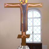 Федоровский собор. Распятие в хитоне