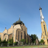 Белосток. Собор Святого Духа