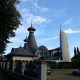 Хайнувка. Собор Святой Троицы
