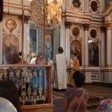 Белосток. Литургия в Николаевском соборе