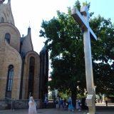 Собор Святого Духа. У Креста