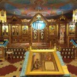 Собор Святого Духа. Нижний храм
