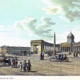 Казанский собор в Санкт-Петербурге (арх. Андрей Воронихин 1801-1811)