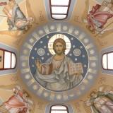 Господь Вседержитель и Архангелы