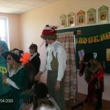 Пасха 2009 - Новые приключения Буратино