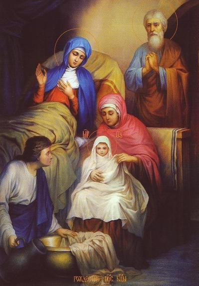 Rozdestvo Boziej Materi